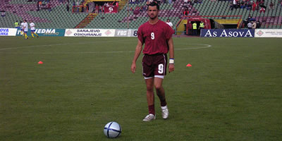 Husref Musemić i Emir Obuća