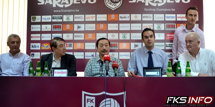 Memorandum o saradnji između FK Sarajevo i FC Cardiff City