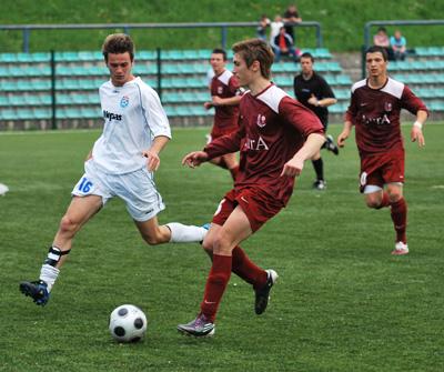 Kup KS za juniore: Sarajevo - Olimpic 5:1