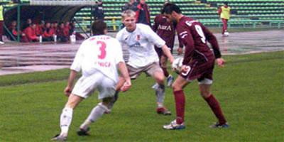 Danas u 13:00h: NK Čelik - FK Sarajevo
