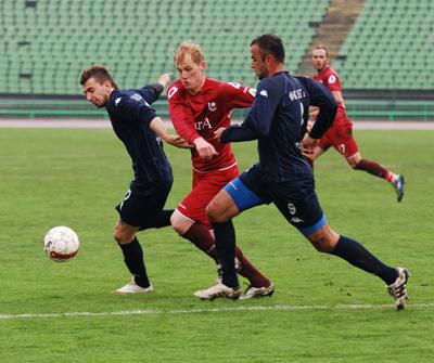 FOTO/VIDEO: Husićev gol za nova tri boda