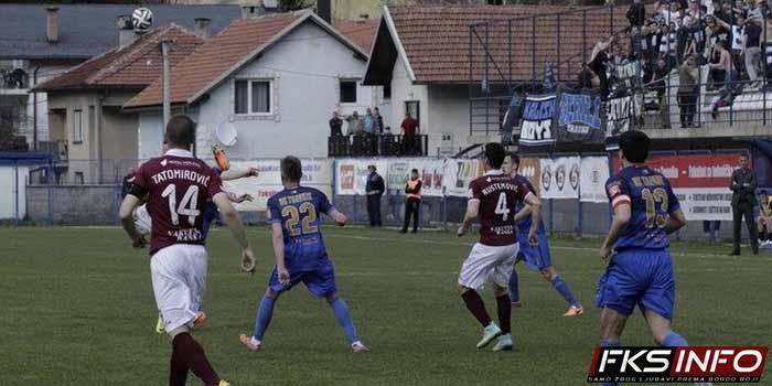 VIDEO: Pregled sa utakmice Travnik - Sarajevo 0:2
