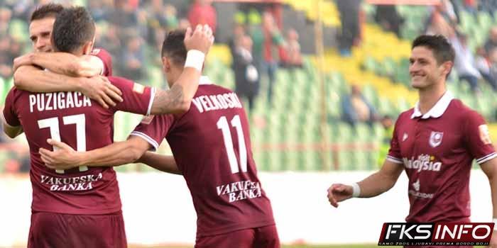 VIDEO: Izvještaj sa utakmice Sarajevo - Mladost 4:0