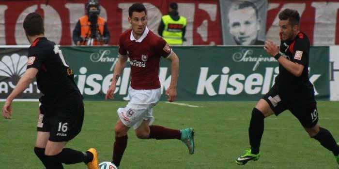 VIDEO: Izvještaj sa utakmice Sarajevo - Čelik 1:1