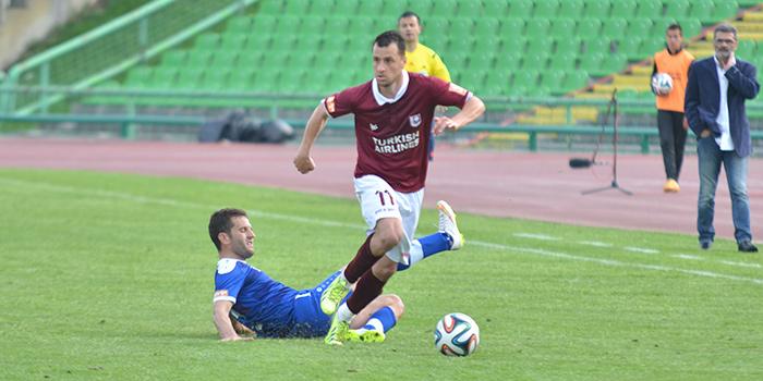 VIDEO: Izvještaj sa utakmice Sarajevo - Široki Brijeg 1:0
