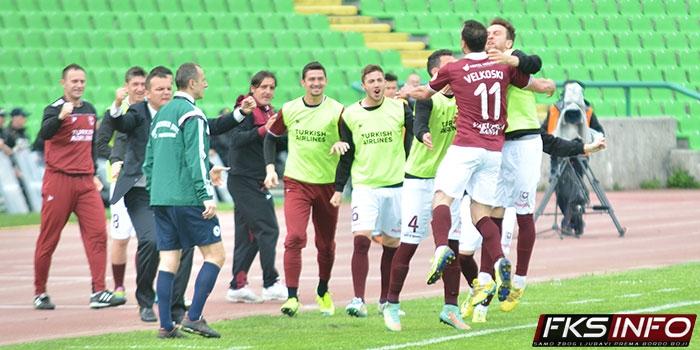 VIDEO: Izvještaj sa utakmice Slavija - Sarajevo 2:3