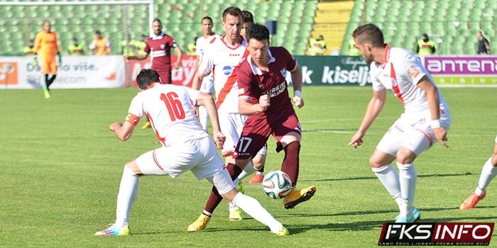VIDEO: Izvještaj sa utakmice Sarajevo - Zrinjski 1:0