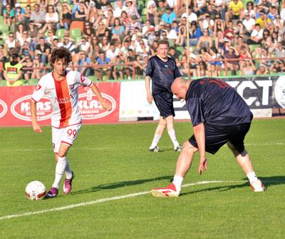 Sarajevo odigralo humanitarnu utakmicu