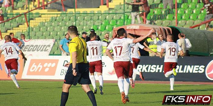 VIDEO: Izvještaj sa utakmice Sarajevo - Široki Brijeg 2:1