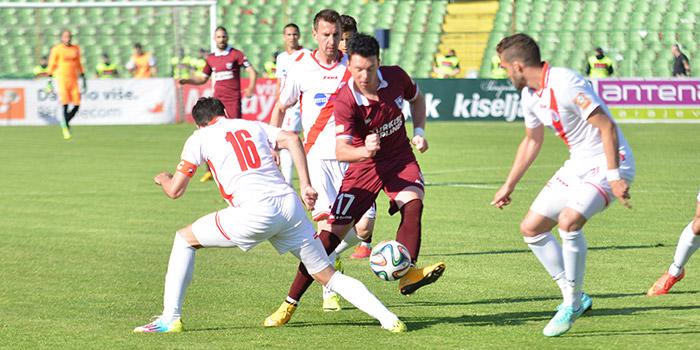 VIDEO: Izvještaj sa utakmice Sarajevo - Zrinjski 0:1