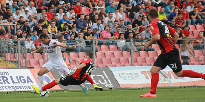 VIDEO: Izvještaj sa utakmice Čelik - Sarajevo 1:1