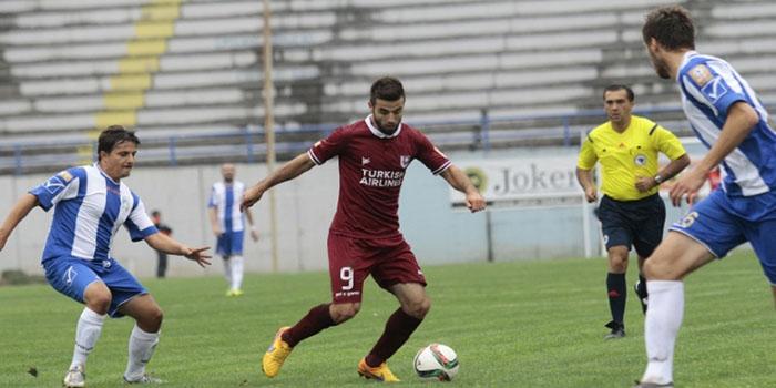 VIDEO: Izvještaj sa utakmice Slavija - Sarajevo 1:0