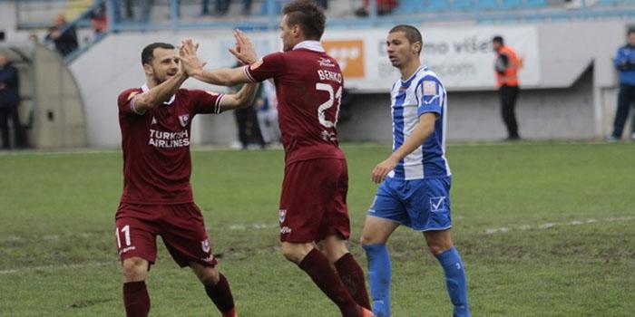 VIDEO: Golovi sa kup utakmice Slavija - Sarajevo 1:4