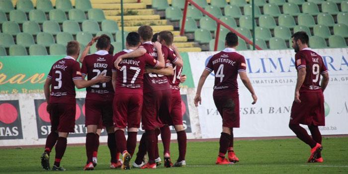 VIDEO: Izvještaj sa utakmice Sarajevo - Sloboda 1:0