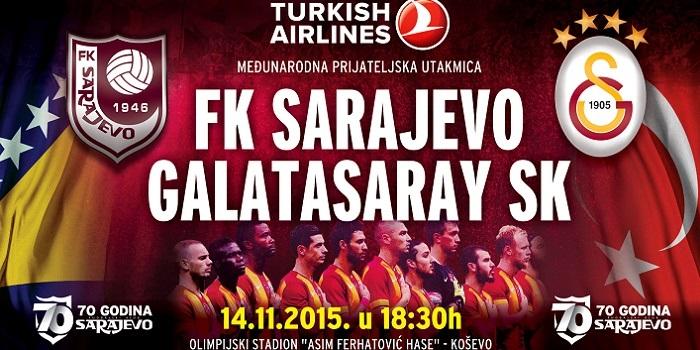 Treći susret Sarajeva i Galatasaraya