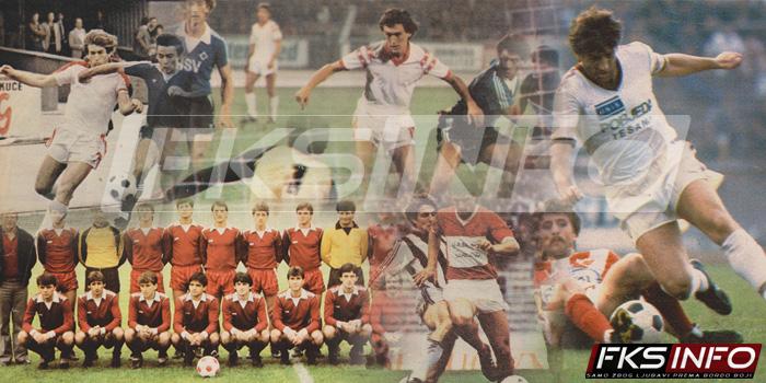 Bordo vremeplov VIII (1980 - 1985)