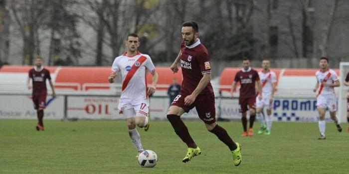 VIDEO: Izvještaj sa utakmice Zrinjski - Sarajevo 2:2