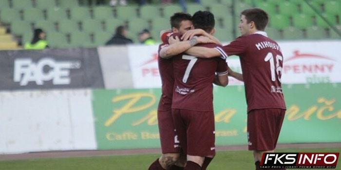 VIDEO: Izvještaj sa utakmice Sarajevo - Slavija 3:0