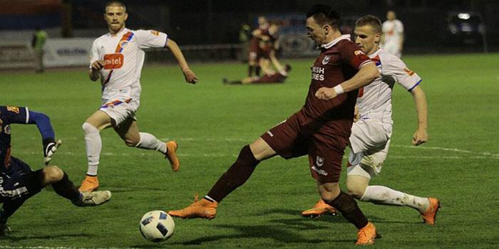 VIDEO: Izvještaj sa utakmice Borac - Sarajevo 0:1