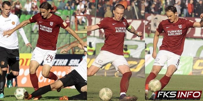 Ahmetović, Duljević i Novaković najbolje ocijenjeni