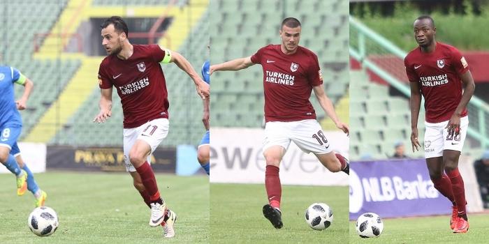 Velkoski, Mujakić i Adukor najbolje ocijenjeni