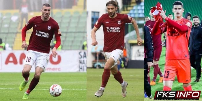 Mujakić, Ahmetović i Kovačević najbolje ocijenjeni