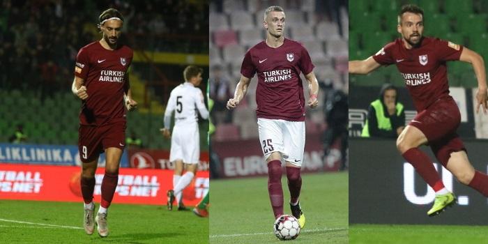 Ahmetović, Šerbečić i Hebibović najbolje ocijenjeni