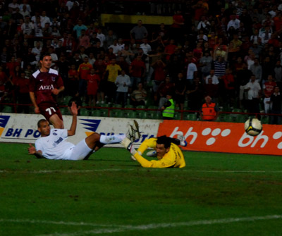 Video: Sarajevo - Cluj 1:1